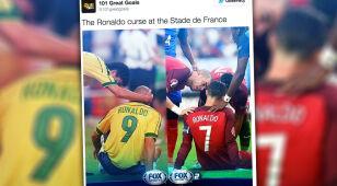 Klątwa Ronaldo na Stade de France