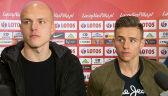 Kurzawa i Kądzior: chcemy pokazać się trenerowi