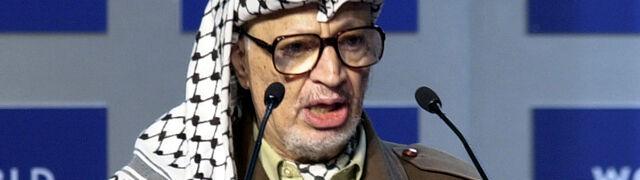 Jest śledztwo ws. śmierci Arafata. Został otruty polonem?