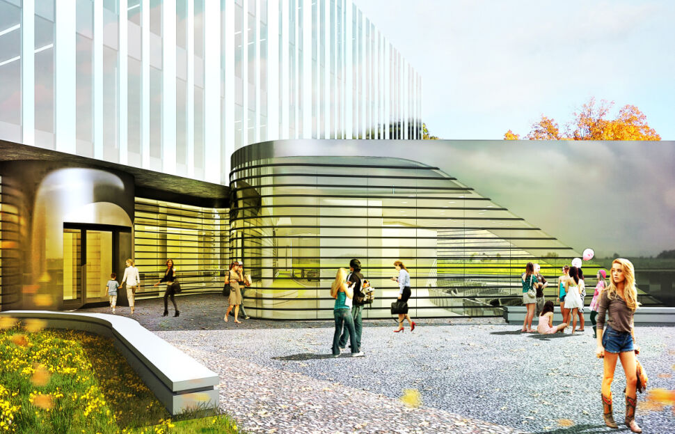 Nowy budynek Biotechnologii