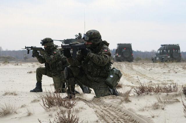"""Ukraina chce utworzyć brygadę wojska z Polską i Litwą. """"Zapewni spokój w każdym państwie"""""""