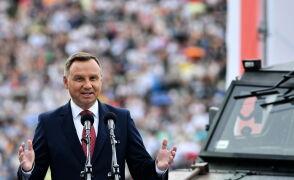"""""""Niech żyje Wojsko Polskie!"""". Prezydent złożył życzenia"""