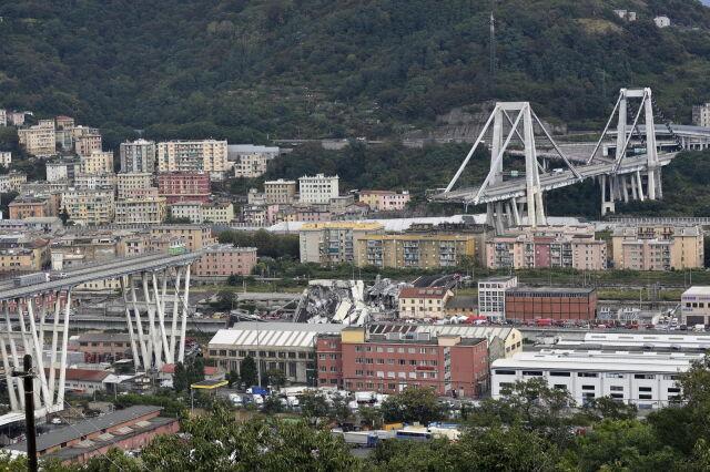Ekspert o wiadukcie w Genui: specyficzna konstrukcja, nikt jej nie naśladował