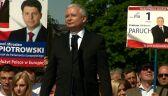 """Kaczyński: Tusk """"czmycha nawet przed licealistką"""""""
