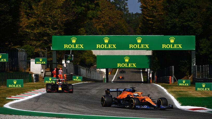 Piętnaście milionów euro strat po GP Włoch