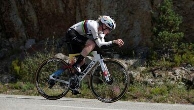 Van der Breggen nie obroni tytułu w jeździe na czas. Brak jej motywacji