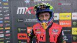 Tony Cairoli po zwycięstwie w drugim wyścigu MXGP na torze Pietramurata