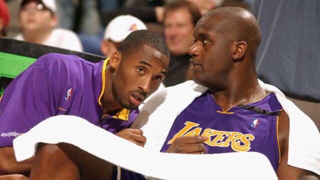 """""""Ostatni taniec"""" o Bryancie i Lakersach? Na pewno bez udziału Shaqa"""