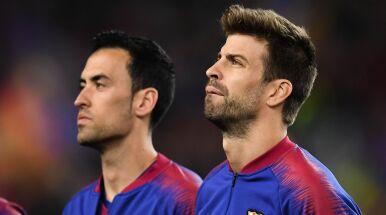 Pique o klapie Barcelony w Lidze Mistrzów: to był koszmar