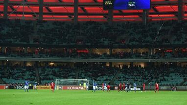 Kibice i sponsorzy nie chcą finału w Baku. Tysiące zwróconych biletów