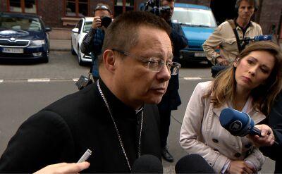 Abp Ryś: w ostatnim czasie dostałem dwa zgłoszenia, dotyczące molestowania małoletnich