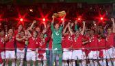 Skrót finału Pucharu Niemiec
