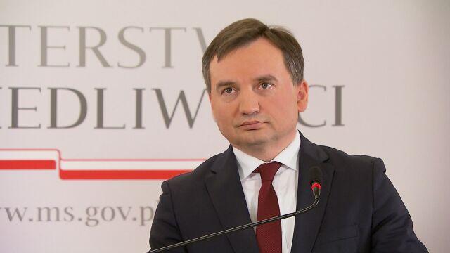 """""""Rz"""": handlarz dopalaczami zlecił zabójstwo ministra. Ziobro: to dowód skutecznych działań nowej prokuratury"""