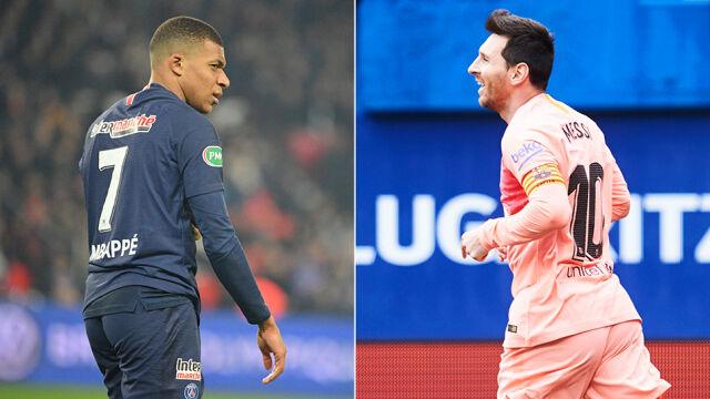 """Mbappe nie dał rady. """"Szósty Złoty But trafi w ręce Messiego"""""""
