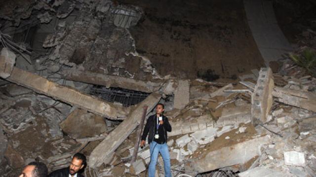Operacja sił międzynardowych w Libii