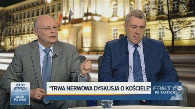 Borowski: Fundusz powinien być po prostu zlikwidowany i tyle (TVN24)