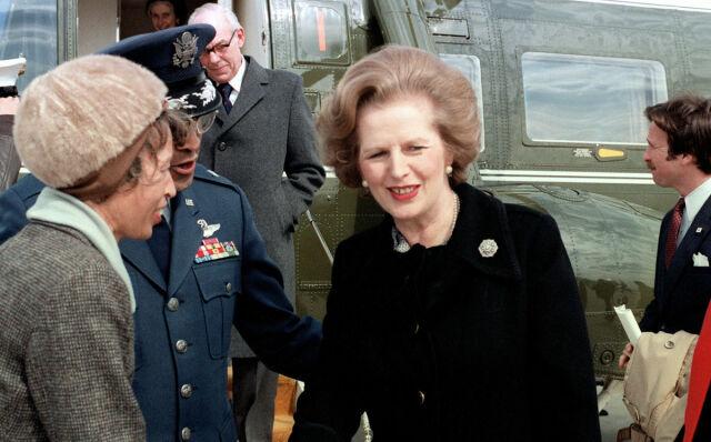 """Thatcher była """"sceptyczna"""" w ocenie Solidarności"""