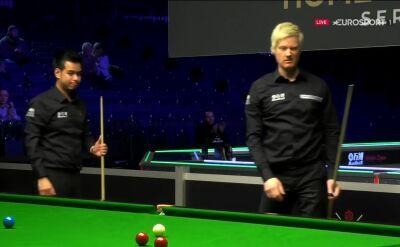 Robertson wymęczył awans do 4. rundy Welsh Open