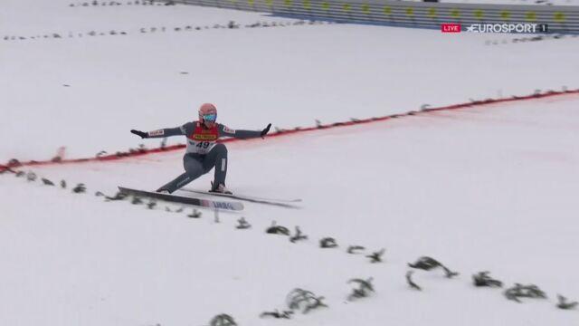 Kubacki nie awansował do drugiej serii niedzielnego konkursu w Tauplitz-Bad Mitterndorf