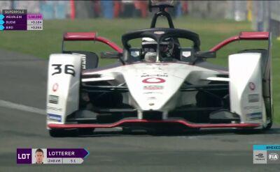 Lotterer wystartuje do ePrix w Meksyku z pole position