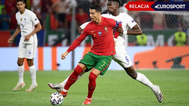 Portugalia – Francja (Relacja)