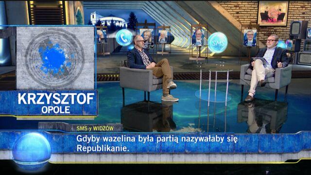Telefonuje pan Krzysztof z Opola