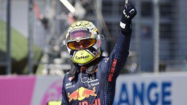 Verstappen najszybszy w kwalifikacjach. Mercedes ma problem