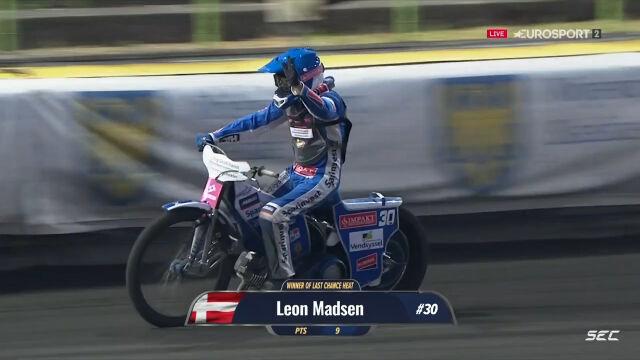 Madsen i Smektała awansowali do wielkiego finału rundy w Guestrow
