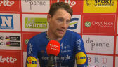 Bennett po triumfie w wyścigu Oxyclean Classic Brugge-De Panne