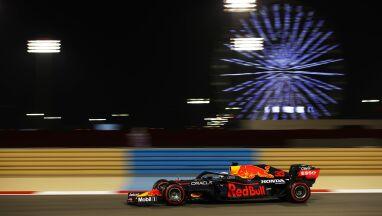 Holender zdominował piątkowe treningi przed Grand Prix Bahrajnu