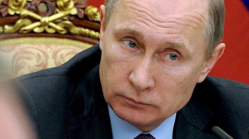 Putin skorumpowany?