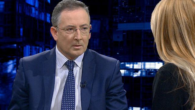 """Bartłomiej Sienkiewicz w """"Kropce nad i"""""""