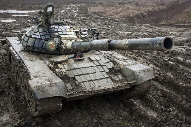Kijów: Rosjanie obstawili granice. 16 tys. żołnierzy na wschodzie, 22 tys. na Krymie