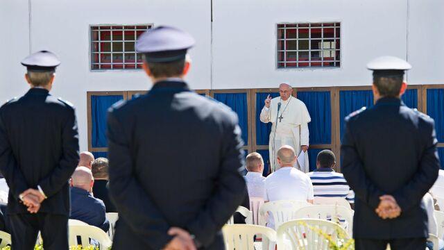 Papież: mafiosi są ekskomunikowani