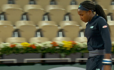 Gauff pokonała Kontę w 1. rundzie Roland Garros