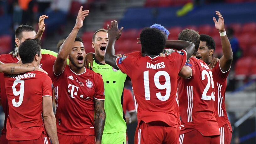 Brakujące trofeum Lewandowskiego. Bayern wyszarpał Superpuchar Europy