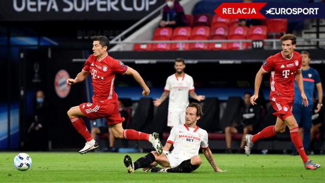 Bayern Monachium po raz drugi w historii z Superpucharem Europy [RELACJA]