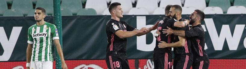 VAR rozdawał karty w Sewilli. Real wyszarpał pierwsze zwycięstwo w sezonie