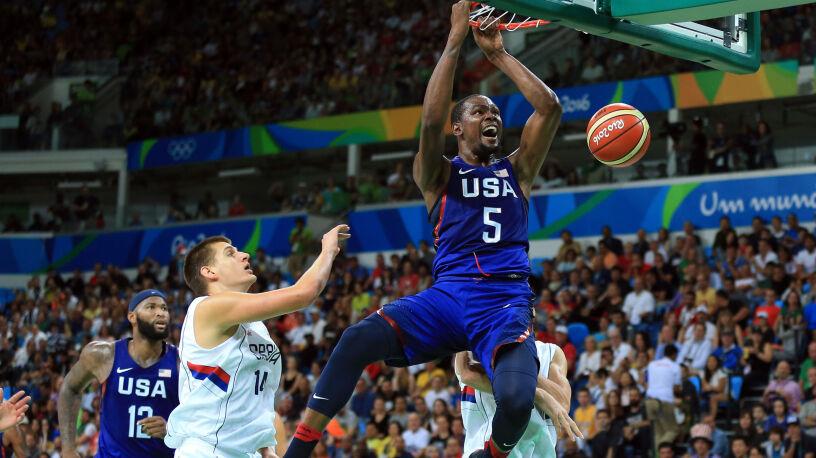 Występ czołowych gwiazd NBA zagrożony. Takich obrazków w Tokio może zabraknąć