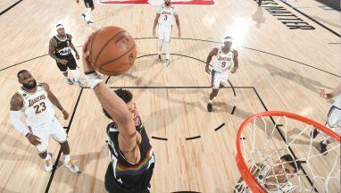 LeBron przyćmiony. Lakersi zatrzymani