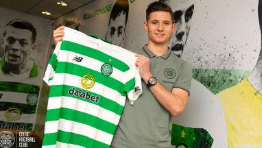 Reprezentant młodzieżówki w Celticu.