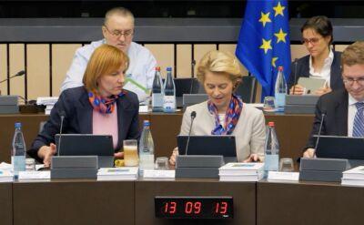 Komisja Europejska chce zawieszenia Izby Dyscyplinarnej Sądu Najwyższego