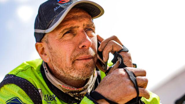 """Holender w stanie krytycznym po wypadku na Dakarze. """"Jego serce nie biło przez dziesięć minut"""""""