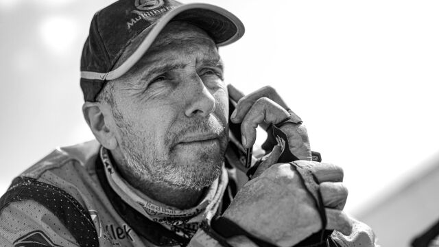 Śmiertelne żniwo Dakaru. Motocyklista zmarł po wypadku na 11. etapie
