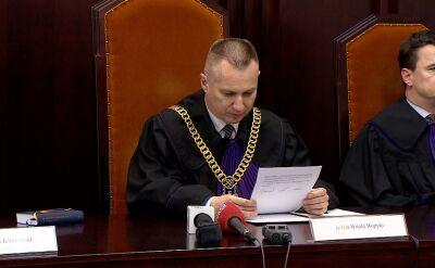 Umorzone postępowanie w sprawie sędzi z Gorzowa