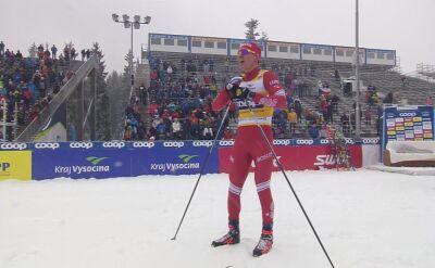 Bolszunow wygrał bieg na 15 km stylem dowolnym w Novym Mescie