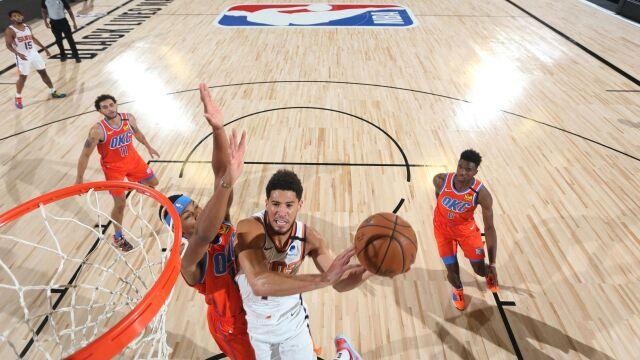 Sześć na sześć. Nie ma mocnych na Phoenix Suns i Devina Bookera