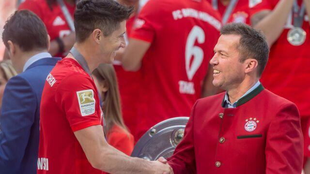 Lothar Matthaeus: Lewandowski to obecnie nie tylko najlepszy gracz na świecie