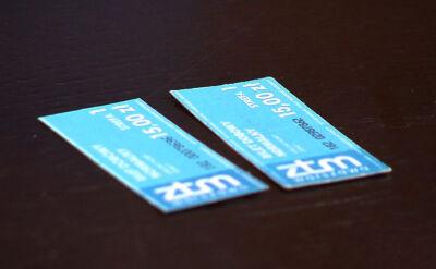 Uwaga na fałszywe bilety miejskie