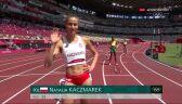 Tokio. Natalia Kaczmarek druga w biegu kwalifikacyjnym na 400 metrów